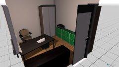 Raumgestaltung Büro i in der Kategorie Arbeitszimmer