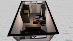 Raumgestaltung Büro, Max Günther in der Kategorie Arbeitszimmer