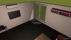Raumgestaltung Büro Technik in der Kategorie Arbeitszimmer