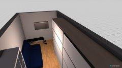 Raumgestaltung Büro2 in der Kategorie Arbeitszimmer
