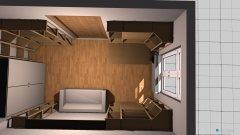 Raumgestaltung büro3 in der Kategorie Arbeitszimmer