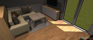 Raumgestaltung büro4 in der Kategorie Arbeitszimmer