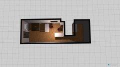 Raumgestaltung Büro_1 in der Kategorie Arbeitszimmer