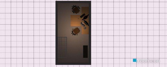 Raumgestaltung Buero in der Kategorie Arbeitszimmer