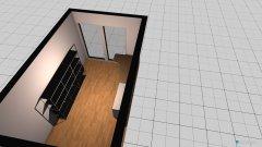 Raumgestaltung Büro_Final in der Kategorie Arbeitszimmer
