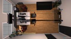 Raumgestaltung Buero_neu in der Kategorie Arbeitszimmer