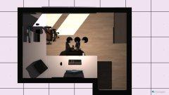 Raumgestaltung Büroli in der Kategorie Arbeitszimmer