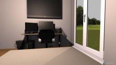 Raumgestaltung büroo in der Kategorie Arbeitszimmer