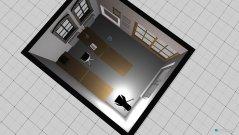 Raumgestaltung büroraum in der Kategorie Arbeitszimmer