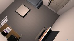 Raumgestaltung Bungalow2 in der Kategorie Arbeitszimmer