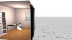 Raumgestaltung Bureau in der Kategorie Arbeitszimmer