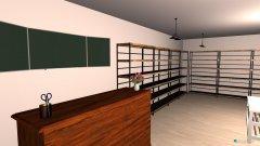 Raumgestaltung Businessplan 1 in der Kategorie Arbeitszimmer