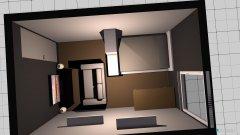 Raumgestaltung bzimmer in der Kategorie Arbeitszimmer