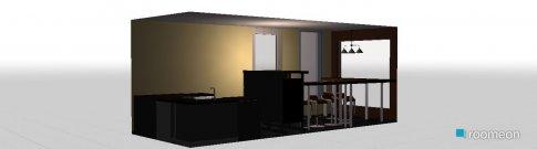 Raumgestaltung caffee shop in der Kategorie Arbeitszimmer