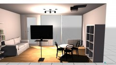 Raumgestaltung camera 1_sandstr.26 in der Kategorie Arbeitszimmer