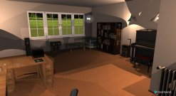Raumgestaltung CasaSonho4 in der Kategorie Arbeitszimmer