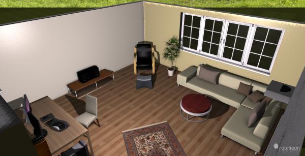 Raumgestaltung Chefzimmer in der Kategorie Arbeitszimmer