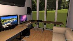 Raumgestaltung Chill Room in der Kategorie Arbeitszimmer