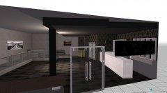 Raumgestaltung Club Bereich, Nachtwerk in der Kategorie Arbeitszimmer