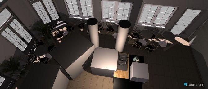 Raumgestaltung Coco Ost in der Kategorie Arbeitszimmer