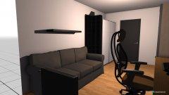 Raumgestaltung computer in der Kategorie Arbeitszimmer
