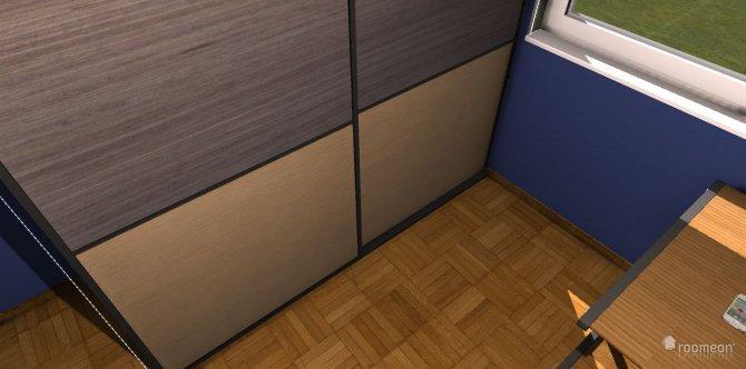 Raumgestaltung Computerzimmer in der Kategorie Arbeitszimmer