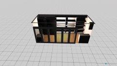 Raumgestaltung container in der Kategorie Arbeitszimmer