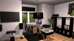 Raumgestaltung Cool in der Kategorie Arbeitszimmer