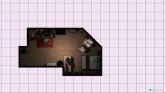 Raumgestaltung Cooles Zimmer 2 in der Kategorie Arbeitszimmer