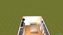 Raumgestaltung Correnstr. mit Mindestmaßen in der Kategorie Arbeitszimmer