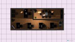 Raumgestaltung CS101 in der Kategorie Arbeitszimmer