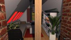 Raumgestaltung dach2 in der Kategorie Arbeitszimmer