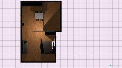 Raumgestaltung dachgeschoß re seite in der Kategorie Arbeitszimmer