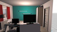 Raumgestaltung dani in der Kategorie Arbeitszimmer