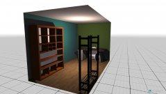 Raumgestaltung ddd in der Kategorie Arbeitszimmer