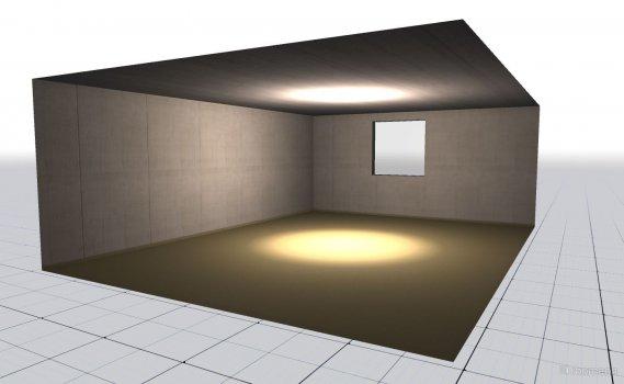 Raumgestaltung Denise Zimmer in der Kategorie Arbeitszimmer
