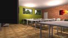 Raumgestaltung dfdfdfdf2 in der Kategorie Arbeitszimmer