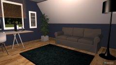 Raumgestaltung DG Zimmer 1 in der Kategorie Arbeitszimmer
