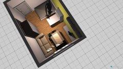 Raumgestaltung domi in der Kategorie Arbeitszimmer