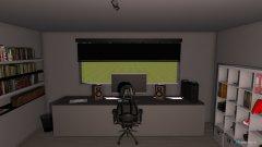 Raumgestaltung Dream Room in der Kategorie Arbeitszimmer