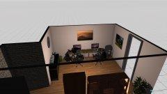 Raumgestaltung Dromedarstall2 in der Kategorie Arbeitszimmer