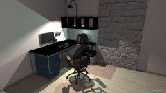 Raumgestaltung ecke maus in der Kategorie Arbeitszimmer