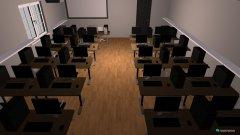 Raumgestaltung EDV in der Kategorie Arbeitszimmer