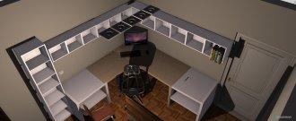 Raumgestaltung ee in der Kategorie Arbeitszimmer