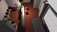 Raumgestaltung eisenwaren in der Kategorie Arbeitszimmer