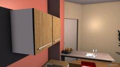 Raumgestaltung Elene küche in der Kategorie Arbeitszimmer