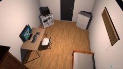 Raumgestaltung elias zimmer in der Kategorie Arbeitszimmer