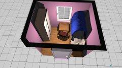 Raumgestaltung emma in der Kategorie Arbeitszimmer