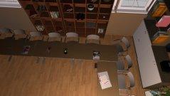 Raumgestaltung Erzieherzimmer in der Kategorie Arbeitszimmer