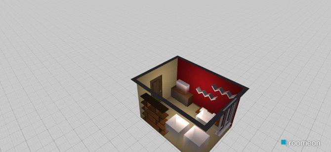 Raumgestaltung ESCRITORIO in der Kategorie Arbeitszimmer